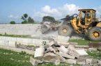 آزادسازی ۱۵هزار متر مربع اراضی کشاورزی در ویلاشهر