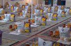 اهدای ۱۱۰ بسته معیشتی به ایثارگران ارتش در نجف آباد