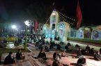 مصاحبه با عزاداران مراسم گلزار شهدا نجف آباد