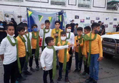 ویژه برنامه های غدیر در یزدانشهر+تصاویر ویژه برنامه های غدیر در یزدانشهر+تصاویر ویژه برنامه های غدیر در یزدانشهر+تصاویر                  410x285