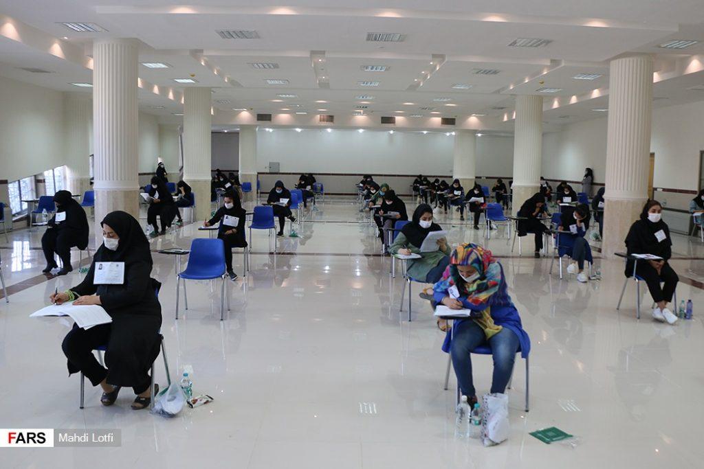 کنکور تجربی 99 در دانشگاه آزاد نجف آباد کنکور تجربی در دانشگاه آزاد نجف آباد+تصاویر کنکور تجربی در دانشگاه آزاد نجف آباد+تصاویر 13990531000540637336329525445773 30213 PhotoT 1024x683