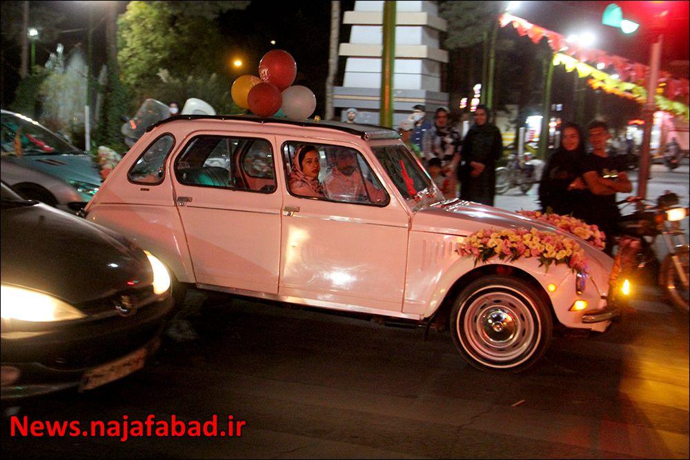 کاروان خودرویی غدیر99 در نجف آباد کاروان خودرویی غدیر در نجف آباد+تصاویر کاروان خودرویی غدیر در نجف آباد+تصاویر 1596948546 H0pO0