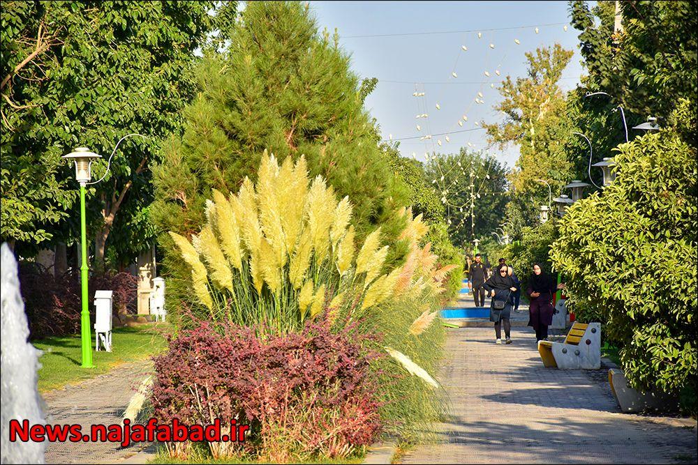 چهار باغ نجف آباد زیبایی های چهار باغ نجف آباد+تصاویر زیبایی های چهار باغ نجف آباد+تصاویر 1597723282 R5cZ9