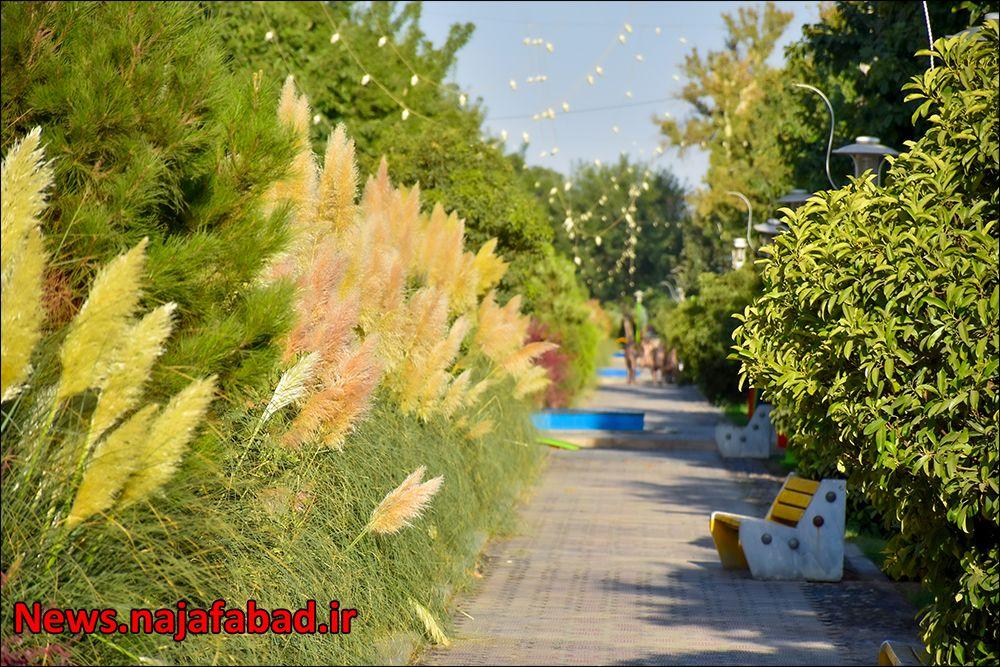 چهار باغ نجف آباد زیبایی های چهار باغ نجف آباد+تصاویر زیبایی های چهار باغ نجف آباد+تصاویر 1597723286 S9aF5