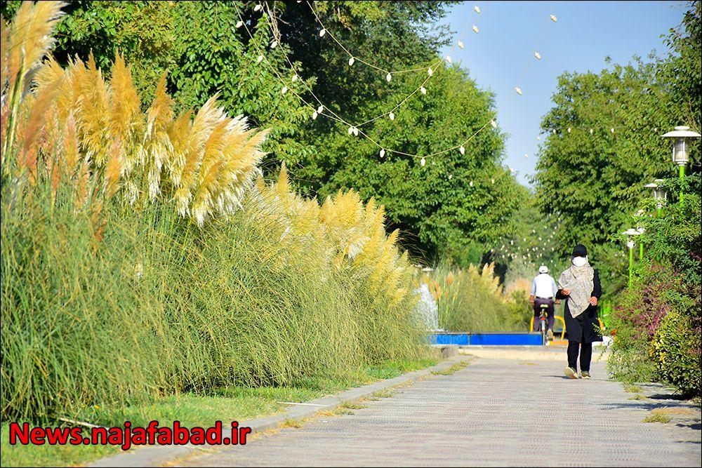 چهار باغ نجف آباد زیبایی های چهار باغ نجف آباد+تصاویر زیبایی های چهار باغ نجف آباد+تصاویر 1597723299 M2qF2
