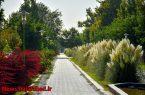 زیبایی های چهار باغ نجف آباد+تصاویر