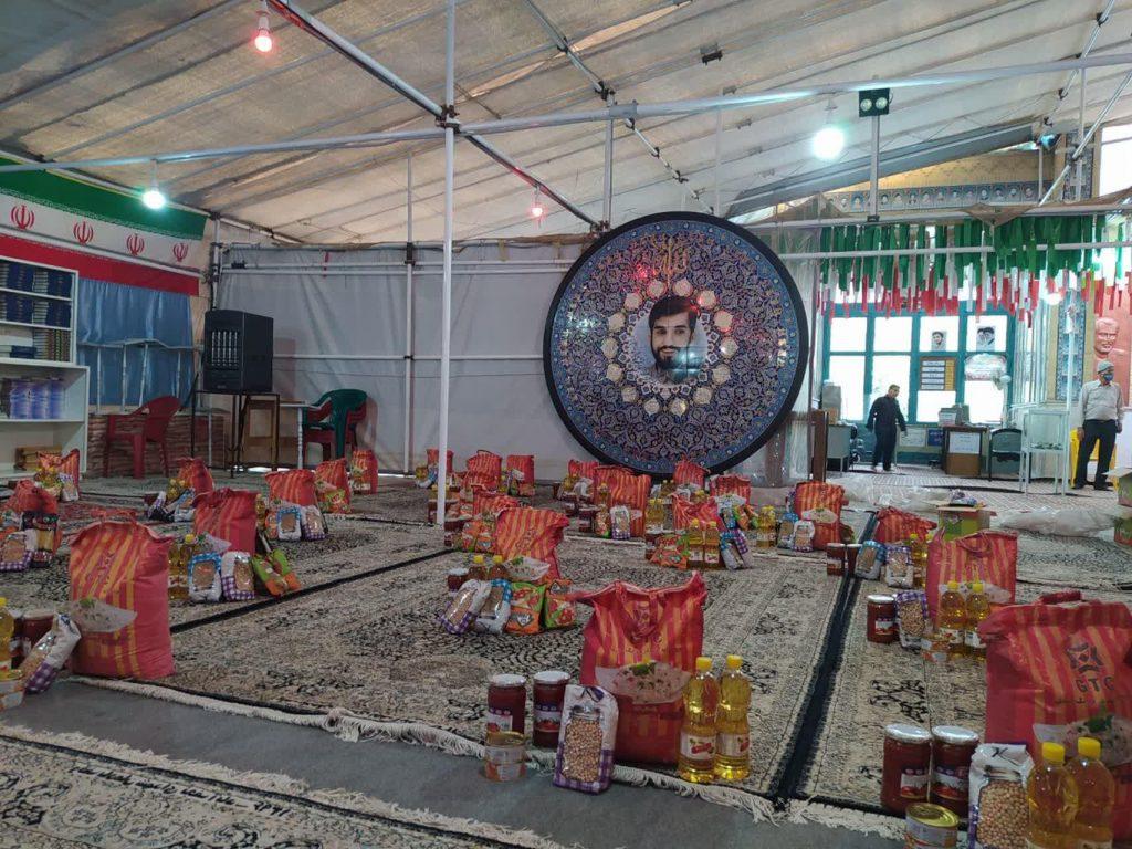 مرحله دوم رزمایش کمک مومنانه در نجف آباد توزیع ۳۶۰۰کمک مومنانه در نجفآباد توزیع ۳۶۰۰کمک مومنانه در نجفآباد+تصاویر photo 2020 08 05 12 32 53 1024x768