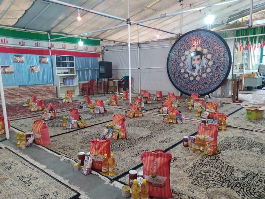 مرحله دوم رزمایش کمک مومنانه در نجف آباد توزیع ۳۶۰۰کمک مومنانه در نجفآباد توزیع ۳۶۰۰کمک مومنانه در نجفآباد+تصاویر photo 2020 08 05 12 32 56 1024x768