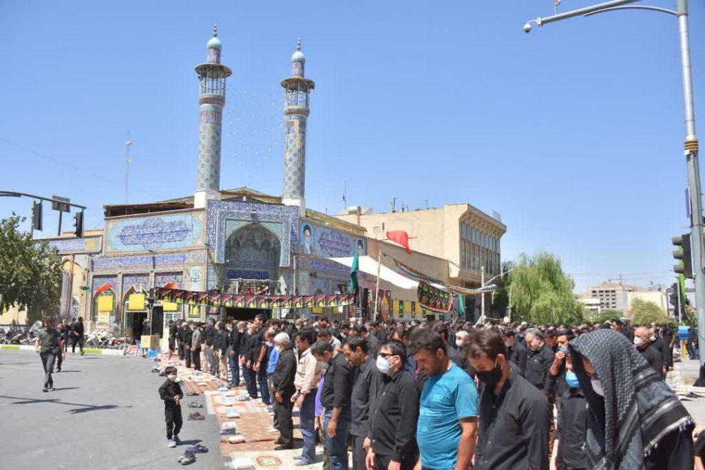 نماز ظهر عاشورای 99 در نجف آباد نماز ظهر عاشورای ۹۹ در نجف آباد+تصاویر نماز ظهر عاشورای ۹۹ در نجف آباد+تصاویر photo 2020 08 30 19 39 05 2 1024x683