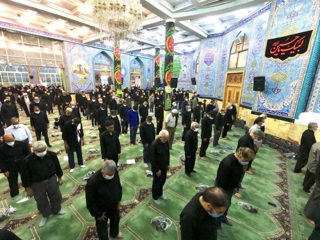 نماز ظهر عاشورای 99 در نجف آباد نماز ظهر عاشورای ۹۹ در نجف آباد+تصاویر نماز ظهر عاشورای ۹۹ در نجف آباد+تصاویر photo 2020 08 30 19 39 10 1024x768