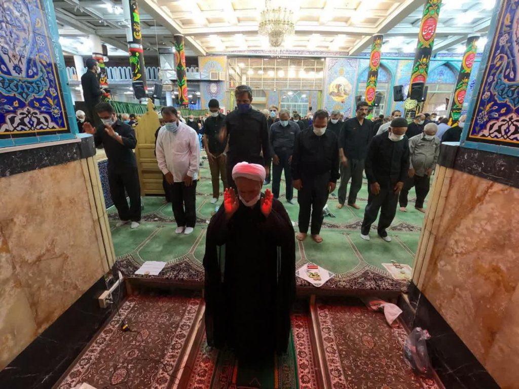 نماز ظهر عاشورای 99 در نجف آباد نماز ظهر عاشورای ۹۹ در نجف آباد+تصاویر نماز ظهر عاشورای ۹۹ در نجف آباد+تصاویر photo 2020 08 30 19 39 10 2 1024x768