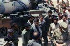 سخنرانی رهبر انقلاب در جمع رزمندگان لشکر۸+فیلم و تصاویر