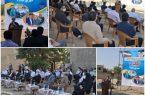 کلنگ زنی آموزشگاه ملک۵ در نجف آباد+تصاویر