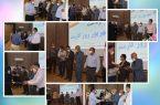 تجلیل از کارمند بازداشتی شهرداری گلدشت