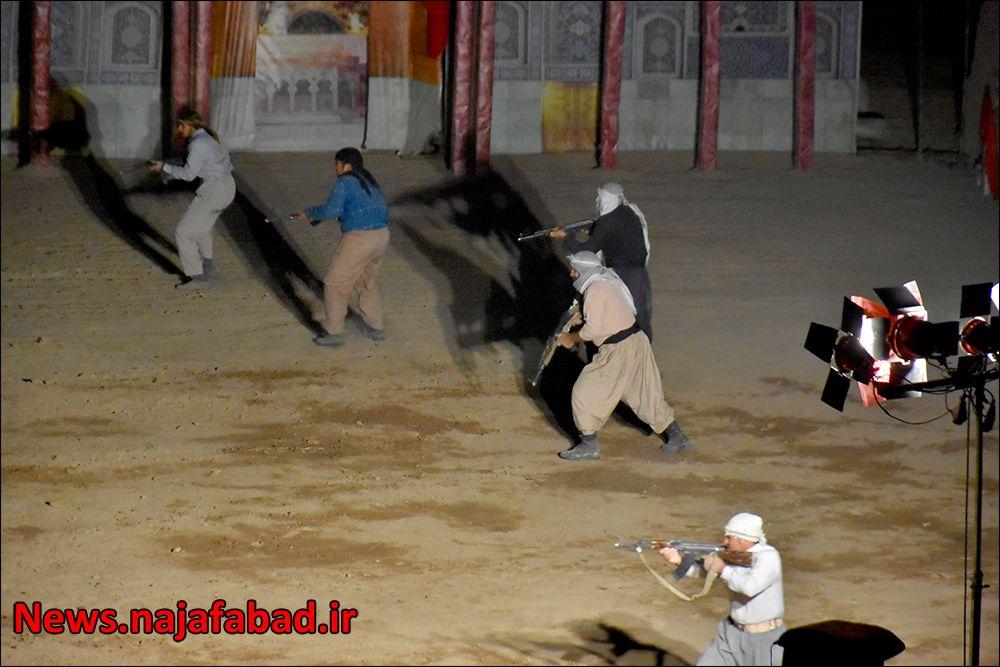 دومین تجربه نمایش میدانی در مسیر جاودانگی در نجف آباد دومین تجربه نمایش میدانی «در مسیر جاودانگی» در نجف آباد+تصاویر دومین تجربه نمایش میدانی «در مسیر جاودانگی» در نجف آباد+تصاویر 1600935082 M2lL3