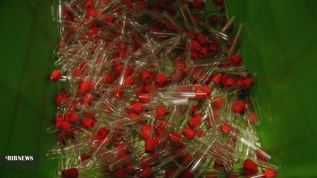 تولید لوله های آزمایشگاهی در شرکت فرزانه آرمان تولید لوله های آزمایش کرونا در نجف آباد با سرمایه گذاری ۳۰ میلیاردی تولید لوله های آزمایش کرونا در نجف آباد با سرمایه گذاری ۳۰ میلیاردی+فیلم و تصاویر 5279234 649 1024x576