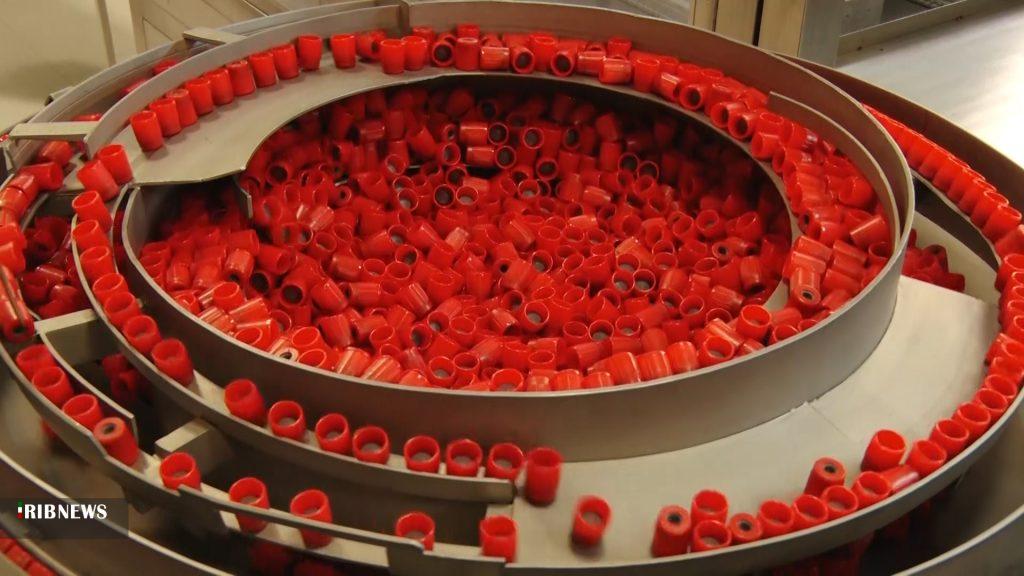 تولید لوله های آزمایشگاهی در شرکت فرزانه آرمان تولید لوله های آزمایش کرونا در نجف آباد با سرمایه گذاری ۳۰ میلیاردی تولید لوله های آزمایش کرونا در نجف آباد با سرمایه گذاری ۳۰ میلیاردی+فیلم و تصاویر 5279235 689 1024x576