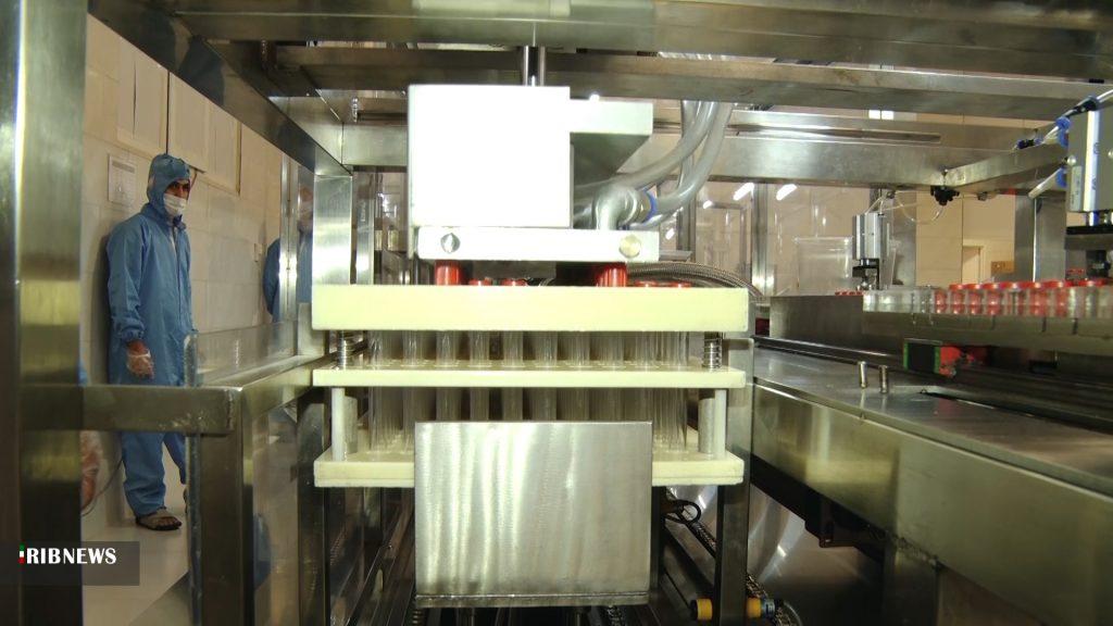تولید لوله های آزمایشگاهی در شرکت فرزانه آرمان تولید لوله های آزمایش کرونا در نجف آباد با سرمایه گذاری ۳۰ میلیاردی تولید لوله های آزمایش کرونا در نجف آباد با سرمایه گذاری ۳۰ میلیاردی+فیلم و تصاویر 5279240 912 1024x576