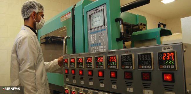 تولید لوله های آزمایش کرونا در نجف آباد با سرمایه گذاری ۳۰ میلیاردی+فیلم و تصاویر تولید لوله های آزمایش کرونا در نجف آباد با سرمایه گذاری ۳۰ میلیاردی تولید لوله های آزمایش کرونا در نجف آباد با سرمایه گذاری ۳۰ میلیاردی+فیلم و تصاویر 5279243 263 650x320