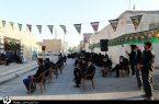 عزاداری در کوچه اولین و آخرین شهدای مدافع حرم نجف آباد+تصاویر