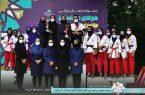 درخشش بانوان پومسه کار نجف آباد در رقابت های ساحلی کشور+تصاویر