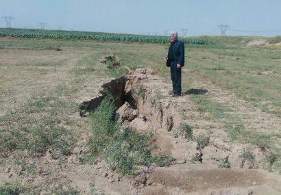 نشست خطرناک زمین در نجف آباد نشست خطرناک زمین در نجف آباد نشست خطرناک زمین در نجف آباد                   410x285