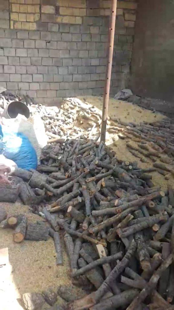 کشف چوب بلوط قاچاق در نجف آباد کشف ۷ تن چوب بلوط قاچاق در نجف آباد+تصاویر کشف ۷ تن چوب بلوط قاچاق در نجف آباد+تصاویر                                                        2 576x1024