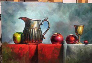 فروش آثار هنرمند نجف آباد برای مقابله با کرونا+تصاویر فروش آثار هنرمند نجف آباد برای مقابله با کرونا+تصاویر فروش آثار هنرمند نجف آباد برای مقابله با کرونا+تصاویر 8d286888 40fa 45aa afb2 8886c3d7acba 295x202
