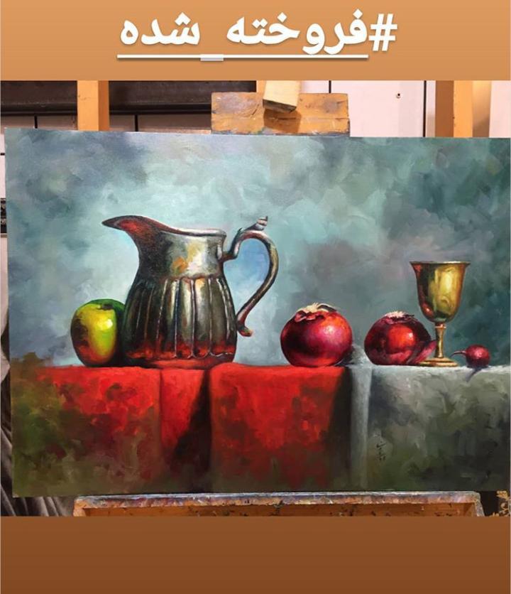 فروش آثار هنرمند نجف آباد برای مقابله با کرونا+تصاویر فروش آثار هنرمند نجف آباد برای مقابله با کرونا+تصاویر فروش آثار هنرمند نجف آباد برای مقابله با کرونا+تصاویر 8d286888 40fa 45aa afb2 8886c3d7acba