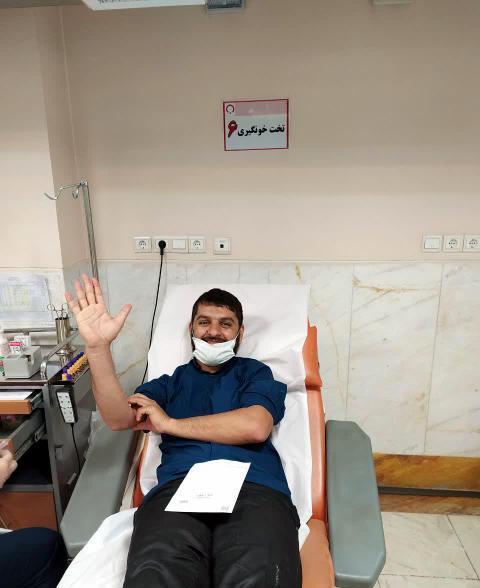 تصاویر اهدای خون طلاب نجف آباد پاییز۱۳۹۹ اهدای خون طلاب نجف آباد+تصاویر اهدای خون طلاب نجف آباد+تصاویر                                                                              1399 3