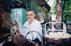 درگذشت یکی از پیش کسوتان سبدبافی نجف آباد+تصاویر