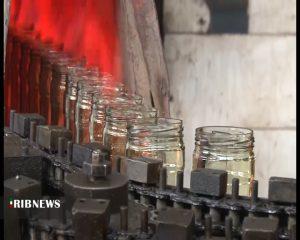 تولید شیشه در نجف آباد تولید روزانه ۵۰ تن انواع شیشه در نجف آباد تولید روزانه ۵۰ تن انواع شیشه در نجف آباد                                          300x240