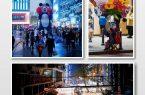 ووهان چین یکسال بعد از شیوع کرونا+تصاویر