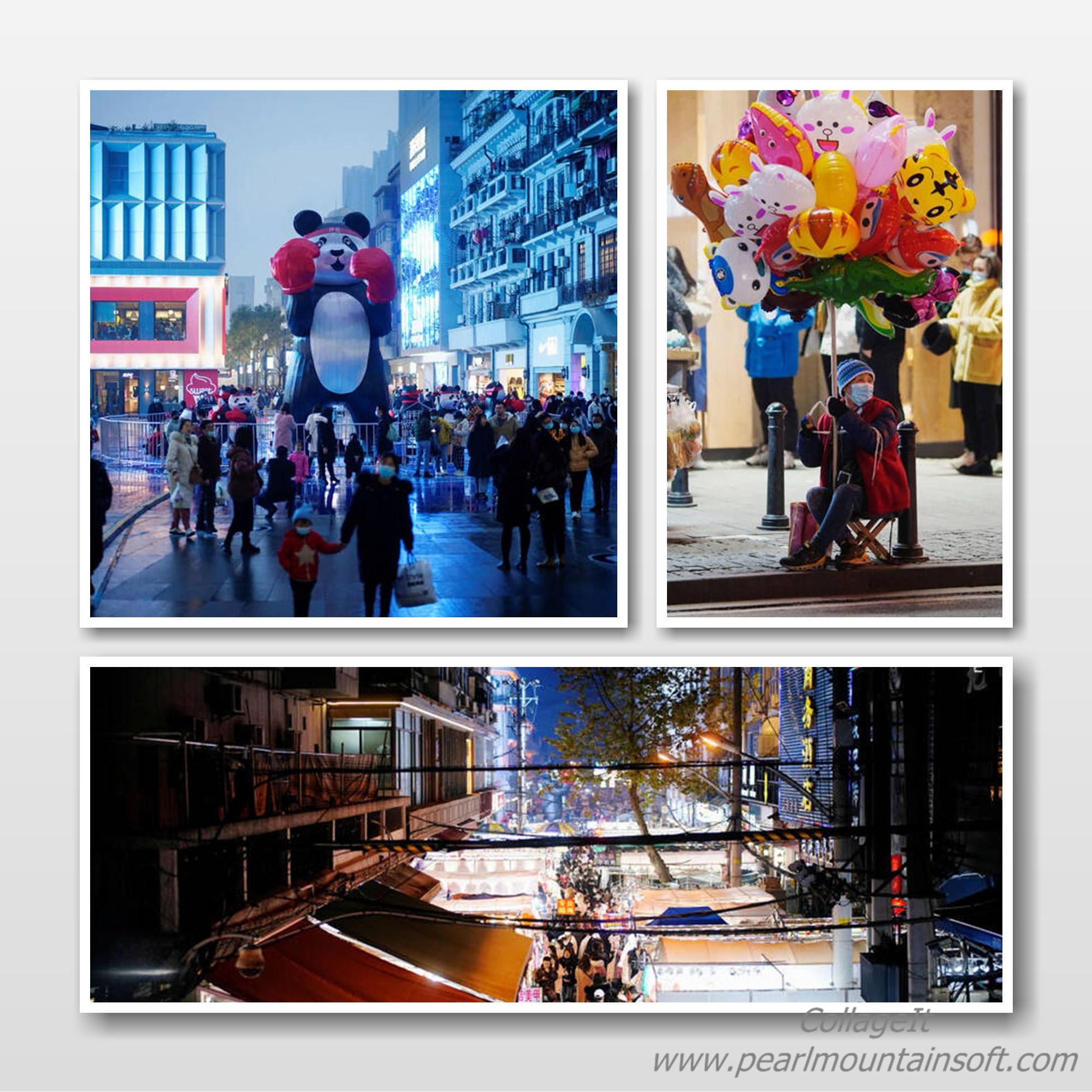 ووهان چین یکسال بعد از شیوع کرونا+تصاویر ووهان چین یکسال بعد از شیوع کرونا+تصاویر ووهان چین یکسال بعد از شیوع کرونا+تصاویر