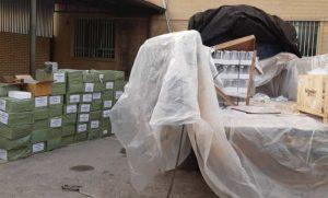 کشف کالای قاچاق در نجف آباد کشف ۳میلیارد کالای قاچاق در نجف آباد کشف ۳میلیارد کالای قاچاق در نجف آباد                   300x181