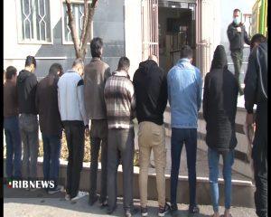 دستگیری متهم در نجف آباد دستگیری ۴۲ متهم در نجف آباد+تصاویر دستگیری ۴۲ متهم در نجف آباد+تصاویر 5788767 995 300x240