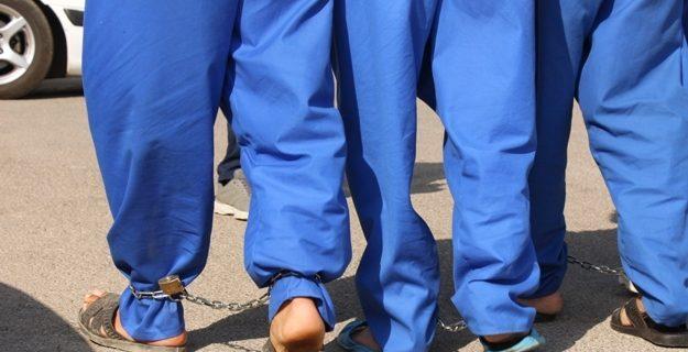 انهدام باند سارقان سیم برق در نجف آباد انهدام باند سارقان سیم برق در نجف آباد انهدام باند سارقان سیم برق در نجف آباد                       625x320