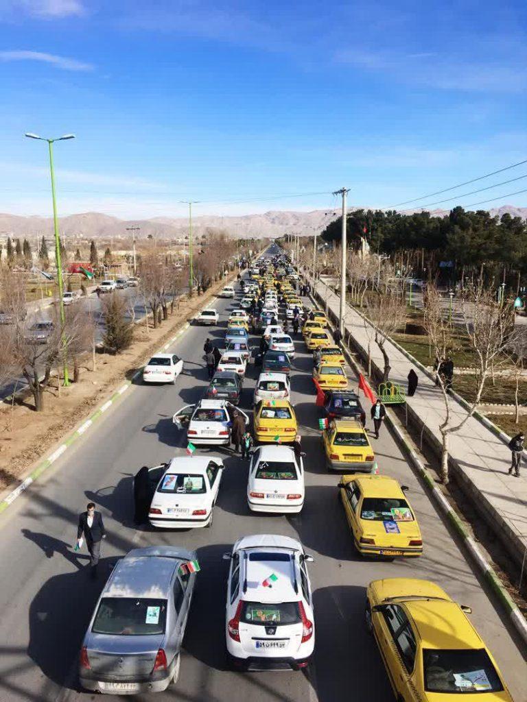 راهپیمایی خودرویی و موتوری در نجف آباد در 22بهمن 99 راهپیمایی خودرویی و موتوری در نجف آباد+تصاویر و فیلم راهپیمایی خودرویی و موتوری در نجف آباد+تصاویر و فیلم photo                                   768x1024