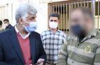 بازدید از زندان نجف آباد