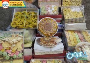 کشف و ضبط شیرینی غیربهداشتی در نجف آباد کشف و ضبط ۶۵۰کیلو شیرینی در نجف آباد کشف و ضبط ۶۵۰کیلو شیرینی در نجف آباد 1 2 300x212