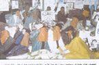 انعکاس تحصن کلیسای پاریس در نجف آباد