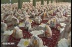 توزیع هزار بسته معیشتی در نجف آباد