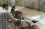 ساخت پمپ آب سیار و غیربرقی در نجفآباد+فیلم و تصاویر