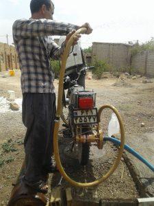 ساخت پمپ آب سیار و غیر برقی در نجف آباد توسط حمید یوسفی ساخت پمپ آب سیار و غیربرقی در نجفآباد+فیلم و تصاویر ساخت پمپ آب سیار و غیربرقی در نجفآباد+فیلم و تصاویر                               225x300