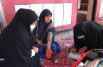 فعالیت گروه جهادی دانشگاه آزاد نجف آباد در سمیرم+تصاویر