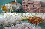 توزیع ۵۰۰ بسته معیشتی در نجف آباد